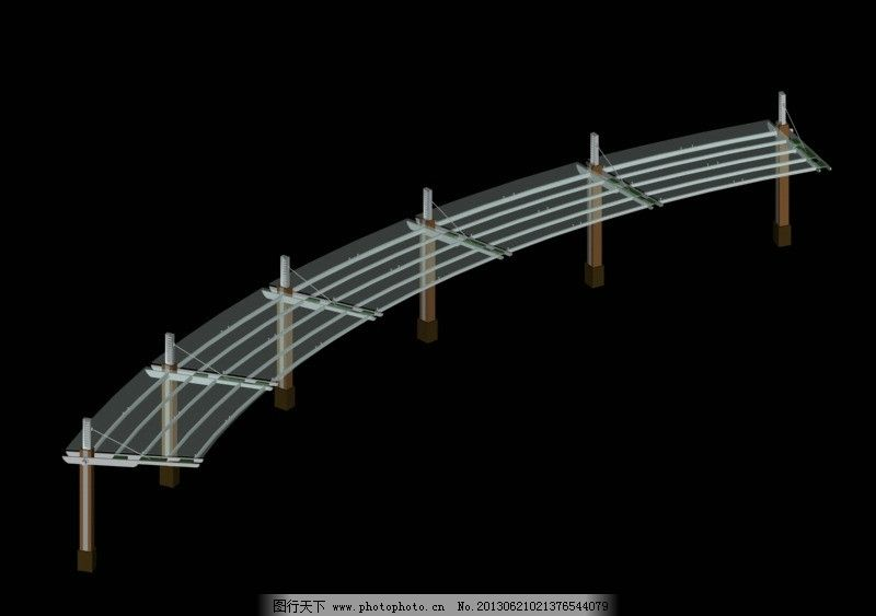 模型素材素材 构件