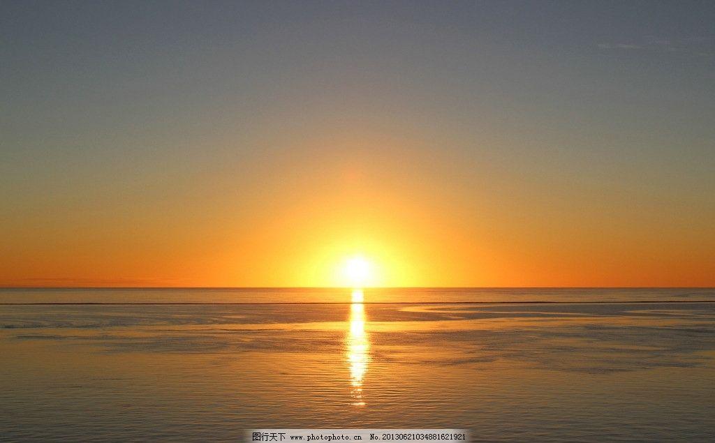 日出风景图片