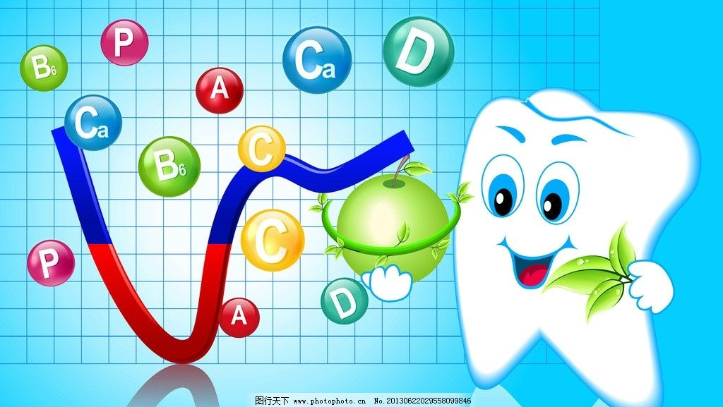 牙齿 保护牙齿 卡通图标 矢量素材 卡通牙齿 爱护 卡通设计 广告
