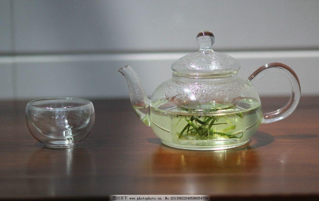 玻璃茶壶茶杯图片图片