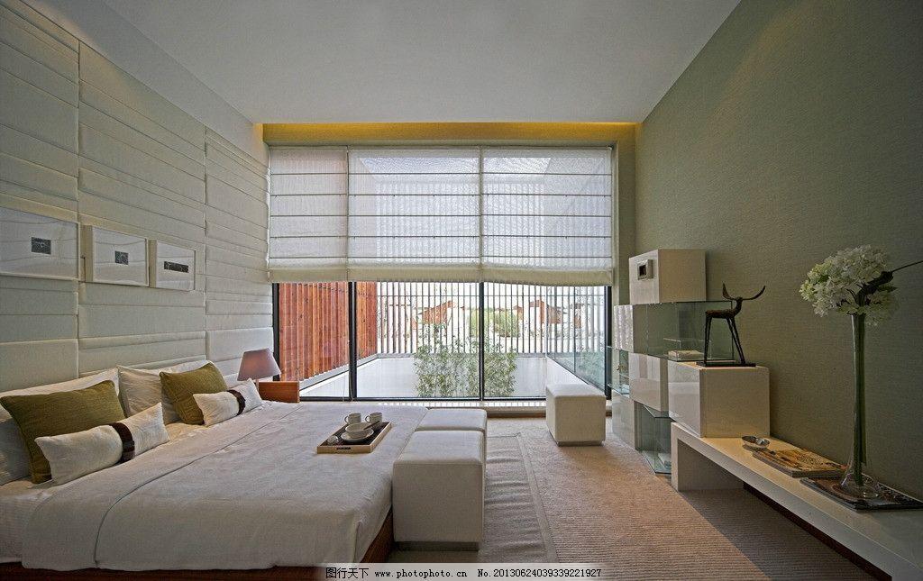 卧室窗台图片