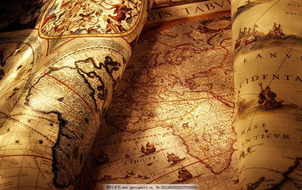 航海图图片
