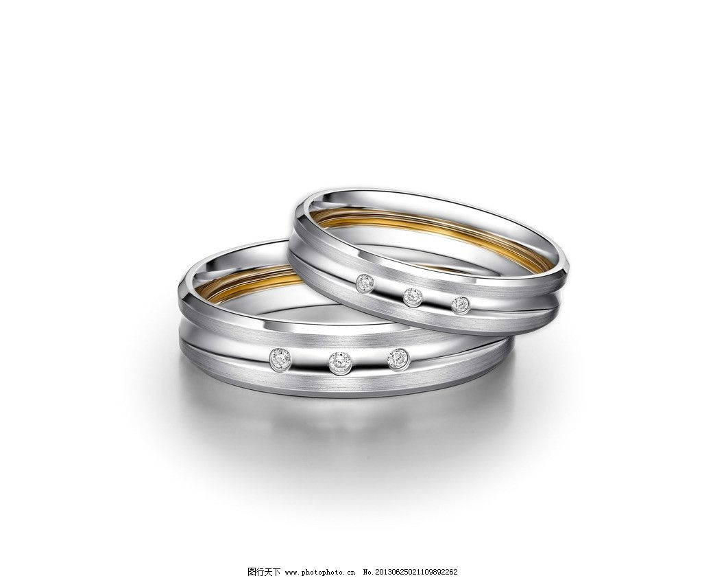 金银 戒指设计图图片