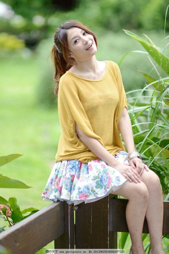 黄衣美女 气质美女 青春靓丽 可爱美女 清纯美女 小清新 美女外拍