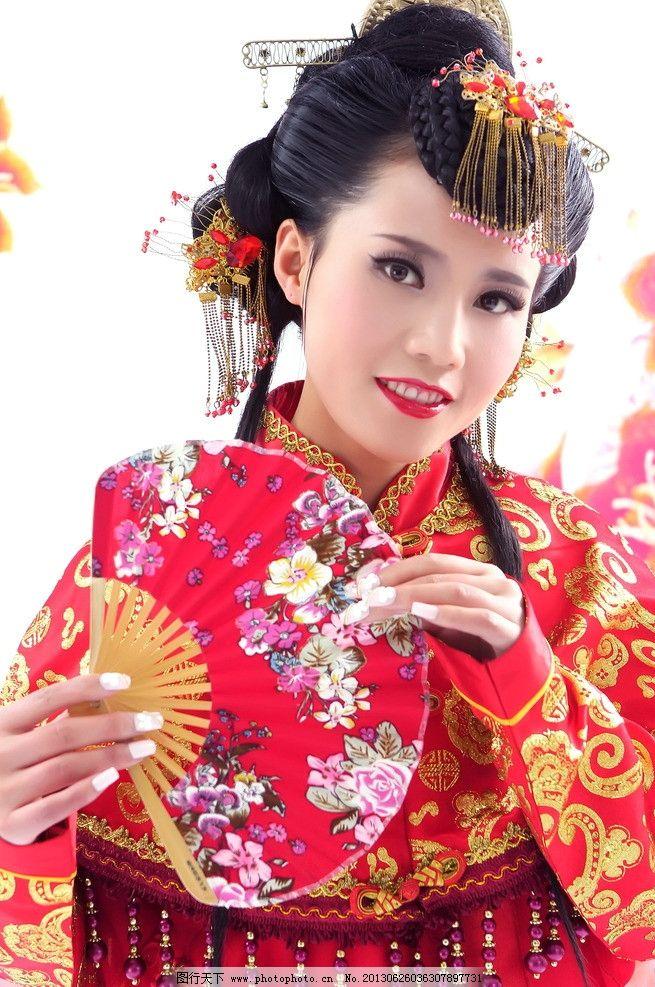 古装新娘照 古装照 古装美女 古装艺术照 古装女生照 人物摄影