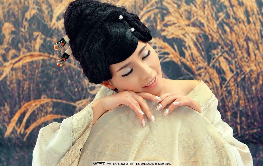 古装艺术照 古装照 古装美女 古装女生照 古装女生艺术照 人物摄影