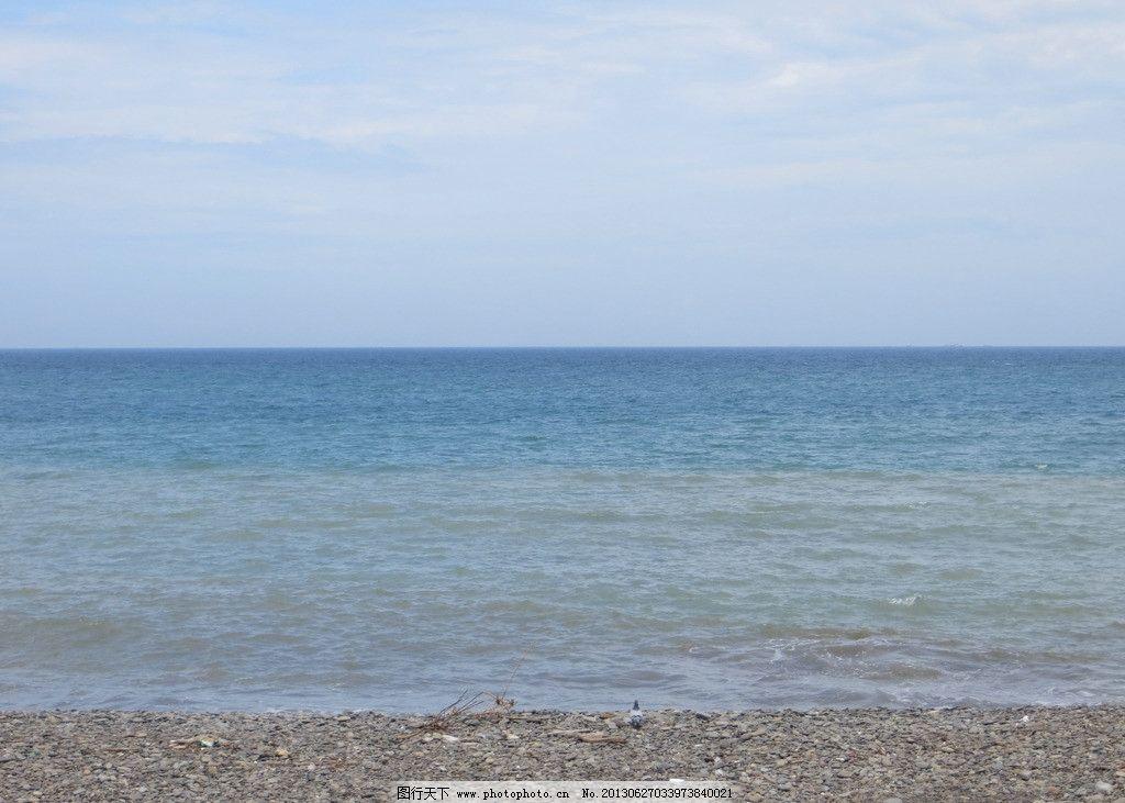 台湾海岸图片 蓝天图片 白云图片 大海图片 沙滩图片 蓝色图片 石头图片 浪潮图片 国内旅游图片 旅游摄影图片