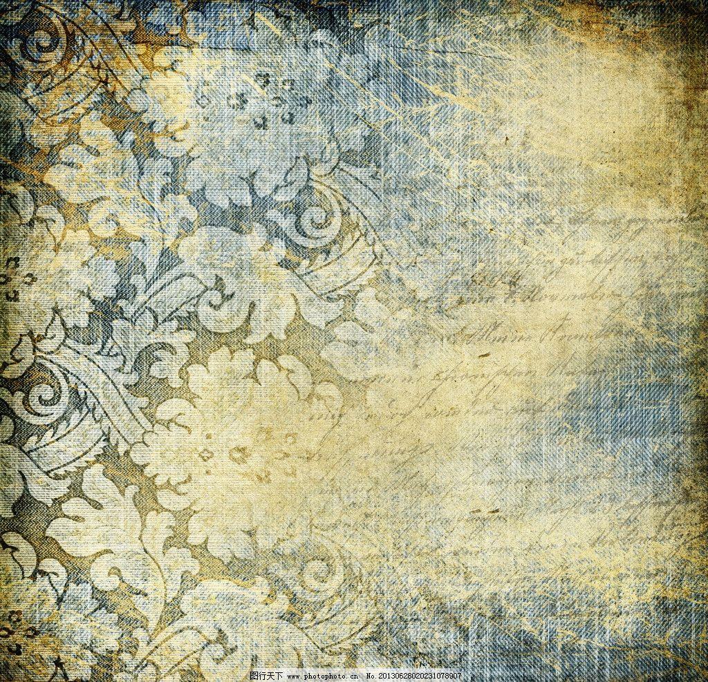 欧式花纹 复古 欧式 花纹