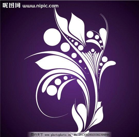 欧式花纹 贴纸设计 移门设计 欧式图案 藤蔓花纹 藤类花纹 花藤花纹