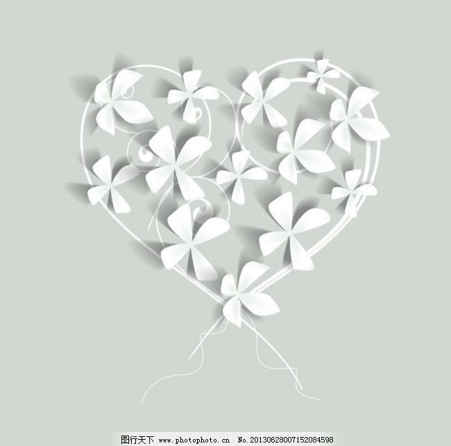 婚礼 婚庆 结婚 请柬 邀请 贺卡 卡片 花纹 花边 文本框 西式 欧式