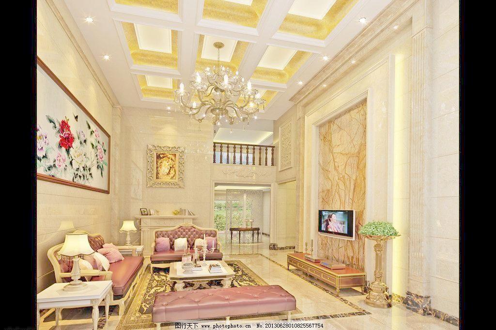 欧式客厅 欧式客厅图片免费下载 电视背景 欧式客厅设计素材 欧式客厅