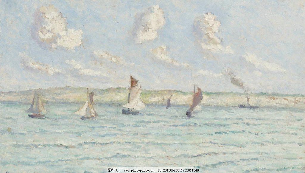 海上帆船设计