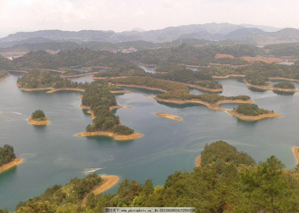 千岛湖图片_自然风景_旅游摄影