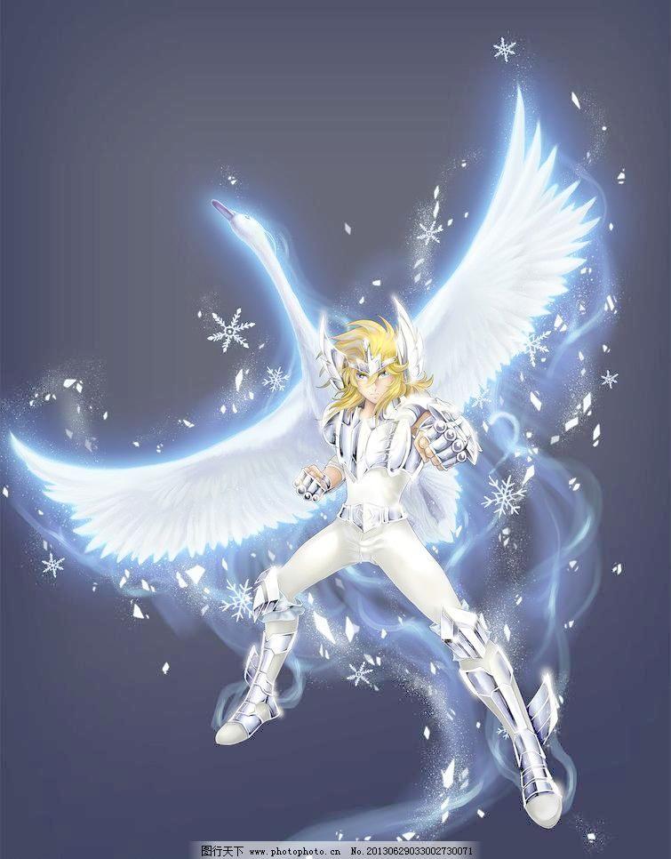 动漫人物 翅膀 动画 动漫动画 盔甲 男孩 头饰 动漫人物设计素材