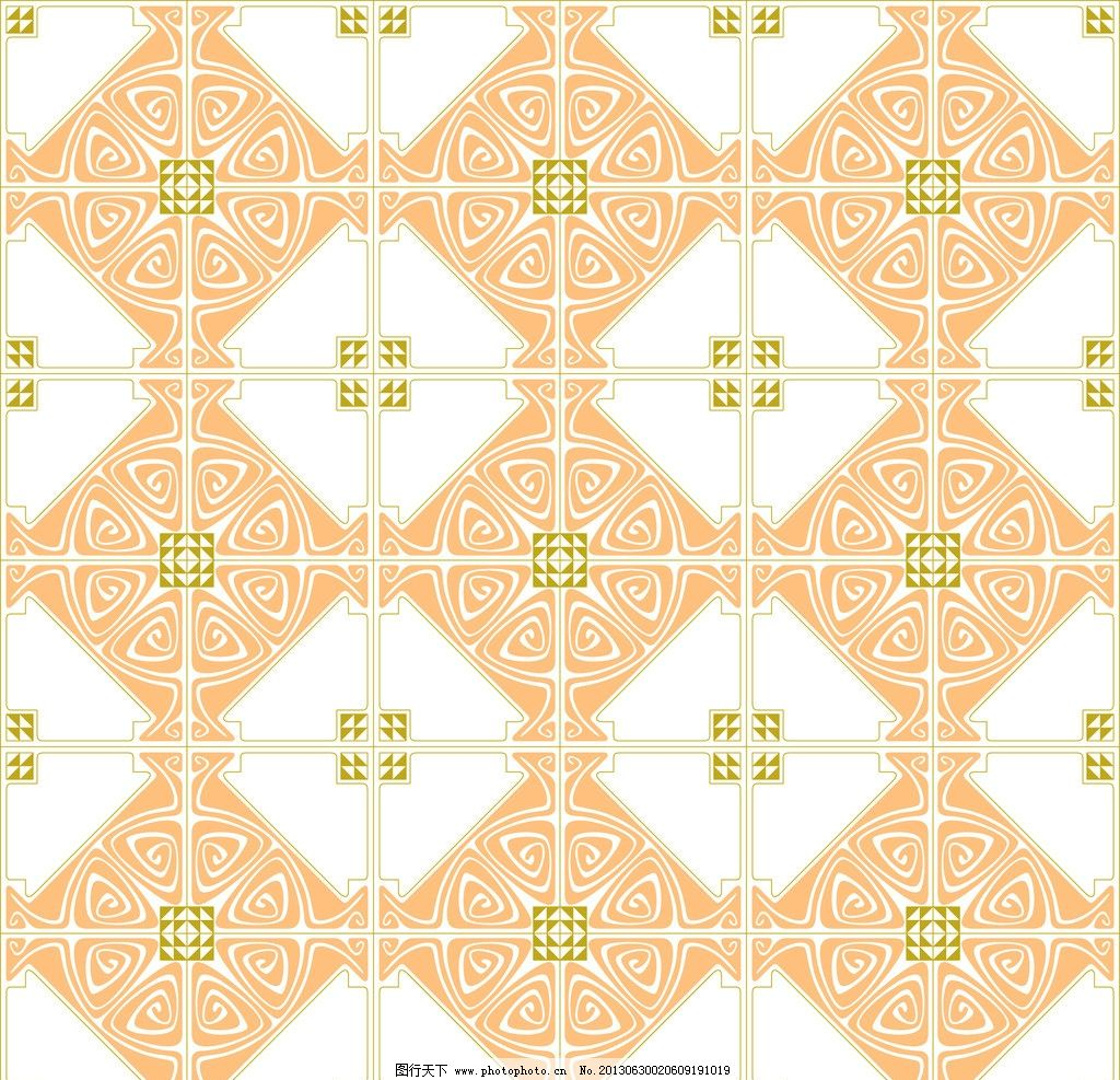 几何现代图案图片