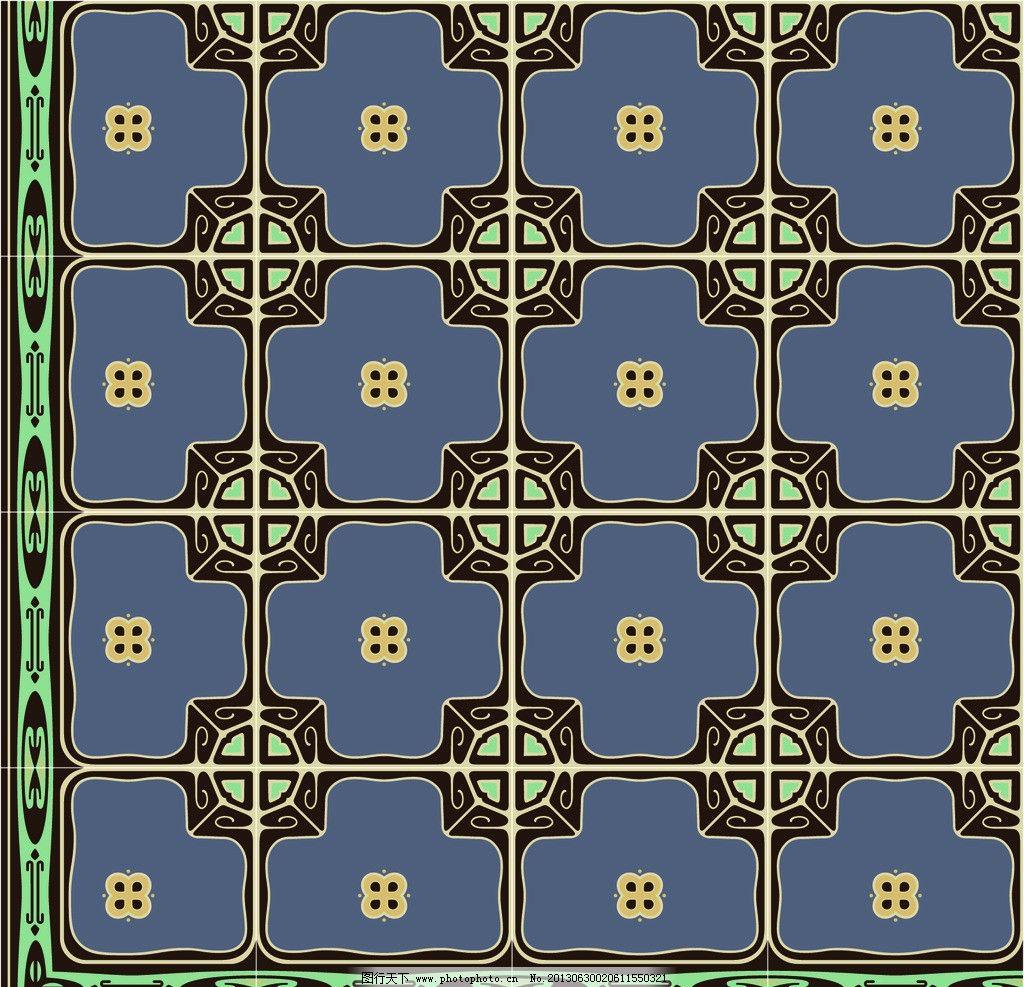 几何背景 图案 几何 现代 二方连续 单独 四方连续 底纹 纺织品设计图片