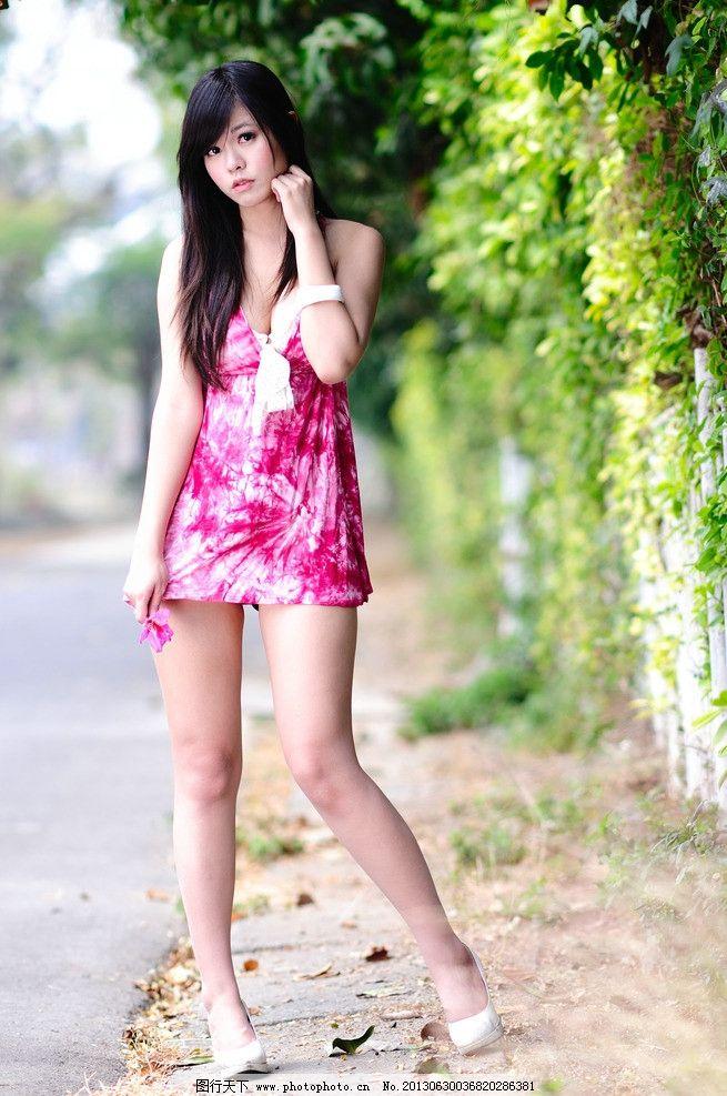 连衣裙美女 气质美女 清纯美女 可爱美女 性感美女 天生丽质 青春靓丽