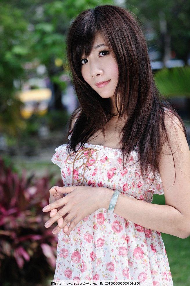 连衣裙美女 气质美女 清纯美女 可爱美女 性感美女 小清新 青春靓丽